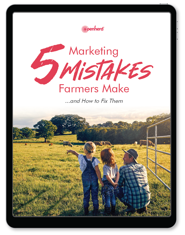 5 Marketing Mistakes Farmers Make - PDF